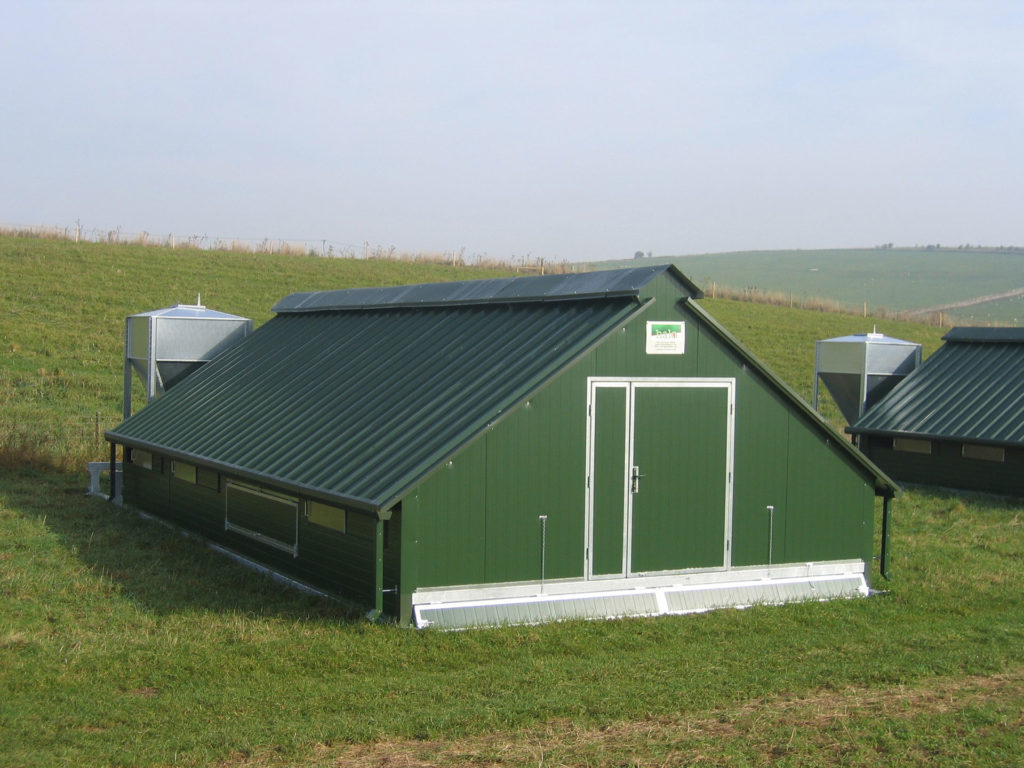 Kentucky Mobile Chicken House Small